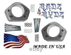 1988-1998 Chevy GMC C K 2500 3500 SD 7200 GVWR Ball Joint Spacers for Lift Kit