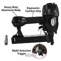 3/8 Inch to 5/8 Inch Heavy Duty Aluminum Body Corrugated Fastener Kit CS80A2K