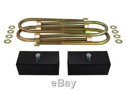 3 F+R Full Lift Kit Shock Extenders + Torsion Tool For 02-05 Dodge Ram 1500 4x4