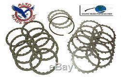 4L60E Rebuild Kit Heavy Duty HEG LS Kit Stage 3 with3-4 PowerPack 1993-1996