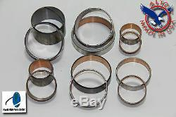 4L60E Rebuild Kit Heavy Duty HEG Master Kit Stage 4 1997-2000 With Turb Steels