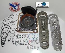 4L60E Rebuild Kit Heavy Duty HEG Master Kit Stage 4 with3-4 PowerPack 1993-1996
