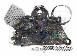 4L60E Transmission Rebuild Kit HeavyDuty MONSTER Shell Shift Kit Sprag 1997-2003