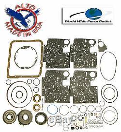 4L60E Transmisson Heavy Duty HEG Banner Kit Stage 3 2004-UP