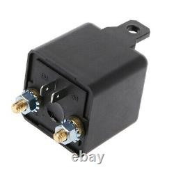 7.5 Mtr Heavy Duty Split Charge Relay Kit Leisure Battery Auto Charge 200 Amp