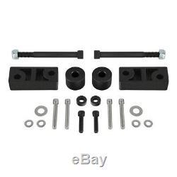 86-98 Toyota IFS T100 Pickup 3 + 2 Suspension Lift Kit w Differential Drop PRO