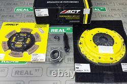 ACT 6 Puck Sprung Heavy Duty Clutch Kit B16A B18B B18C B20 Civic Integra GSR LS