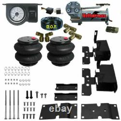 AIRBAG TOW LOAD ASSIST KIT Ford F150 2015-2019 2wd & 4wd with Air Management