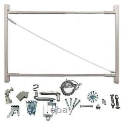 Adjust-A-Gate Gate Building Kit, 36-72 Wide Opening Up To 6' High (2 Pack)