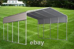 BM 6x9M Carport Kit Backyard Shade Shelter Portable Shed Carports Gazebo Pergola