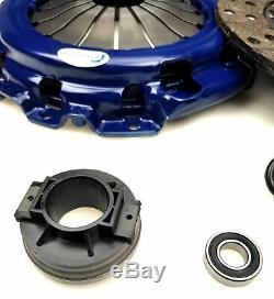 Blusteele HEAVY DUTY Clutch Kit for Mitsubishi Triton MN 2.5 TDI 4D56T 9/09-ON