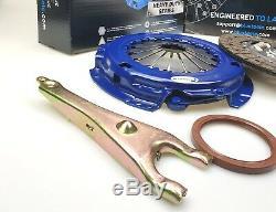 Blusteele HEAVY DUTY clutch kit for TOYOTA hilux ln167 ln147 ln169 DIESEL 3l 5l