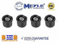 Bmw X5 E53 Rear Axle Subframe Bushes Mount Meyle Heavy Duty 3003331105hd A838