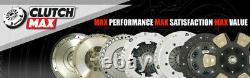 CM Stage 2 Hd Clutch Kit & Heavy-duty Flywheel For Acura Honda B16 B18 B20 Hydro