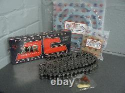 Chain And Sprocket Kit For Gsxr600 Srad Suzuki 1998 To 2000 Heavy Duty X-ring