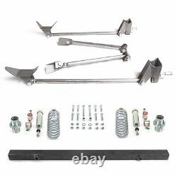 Chevy S10 GMC Sonoma 1981-1993 Heavy Duty 4 Link Kit & Coil Over Truck Pickup LS