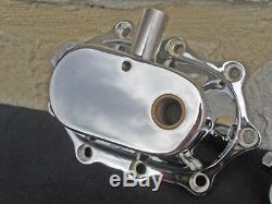 Chrome Custom Heavy Duty Kickstart Kit For Harley Panhead Shovelhead 1936-86