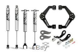 Cognito Leveling Kit 2011-2019 Chevy GMC Silverado Sierra 2500HD 3500HD 2WD/4WD
