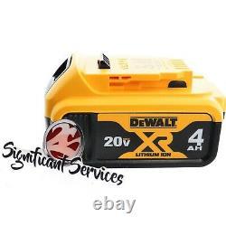DeWALT DCF880 20V MAX 4.0 Ah Li-Ion Cordless 1/2 Impact Wrench Detent Pin Kit