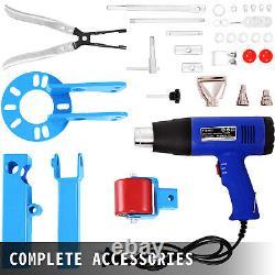 Extending Fender Roller Kit wl1500W Heat Gun Rolling Heavy Duty Lowered Vehicles
