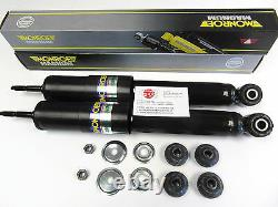 Fits FORD RANGER 4x2 & 4x4 Monroe Heavy Duty Front Shock Absorbers for 1996-2006