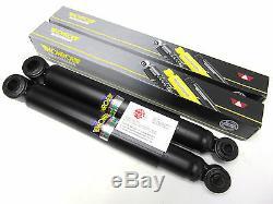 Fits FORD RANGER 4x4 1996 2006 2 x Monroe Heavy Duty Rear Shock Absorbers