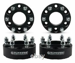For 03-14 Ford F-150 Expedition 4pc Kit 2 Hub Centric Wheel Spacers 6x135mm PRO