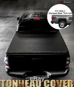 For 1997-2003 F150/1999 F250 Regular/Super Cab 6.5 Ft Bed Snap-On Tonneau Cover