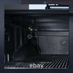 For 2004-2014 F150/2006+ Mark LT 5.5'/66 Bed Tri Fold Soft Vinyl Tonneau Cover