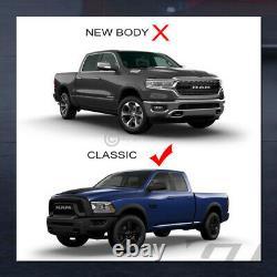 For 2009-2018 Dodge Ram 1500/2500/3500 6.4/6.5' Bed Tri-Fold Soft Tonneau Cover