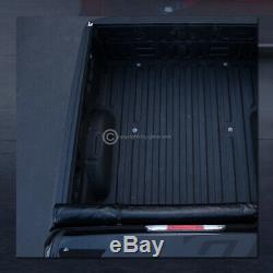 For 2014-2018 Chevy Silverado/Sierra 6.5 Ft Bed Lock & Roll Soft Tonneau Cover