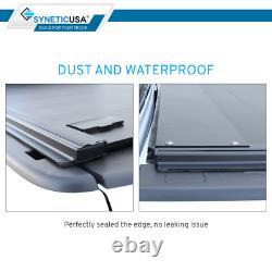 For 2014-2018 Silverado/Sierra 5.8ft Bed Tonneau Cover Retractable Waterproof