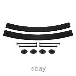 For 84-01 Cherokee XJ 2 Front + 2 Rear Full Suspension Level Lift Kit 4x2 4x4