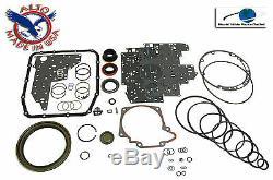Ford 4R70W 4R75W 2003-UP Transmission Rebuild LS Kit Heavy Duty Stage 1