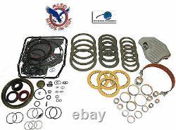 Ford 4R70W 4R75W 2003-UP Transmission Rebuild LS Kit Heavy Duty Stage 3