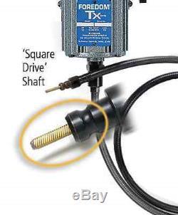 Foredom TX Flex Shaft K. TXH440 Industrial Kit Heavy Duty Shaft 115v Metalworking