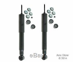 Full Set 4 New Shocks with Warranty Fit Silverado 1500HD 2500HD Heavy Duty Only
