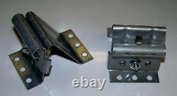 Garage Door Roller Wheel & Hinge KIT Two car Door 16x7,18x7 Heavy Duty Parts
