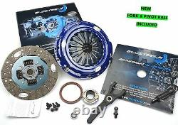 HEAVY DUTY Clutch Kit for Hilux KZN165R SR5 4WD 3.0L 1KZTE 12/1999-05