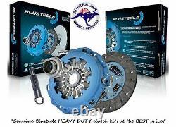 HEAVY DUTY Clutch Kit for NISSAN NAVARA D22 DX ST-R 2.5 Ltr YD25DDT 2002-2018