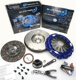 HEAVY DUTY Clutch Kit for NISSAN NAVARA D40 R51 YD25DDTI single mass flywheel