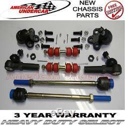 Heavy Duty Chevrolet Impala Tie Rod Ball Joint Kit 2000 2012