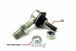 Heavy Duty Front Adjustable Sway Bar End Links For Honda Civic