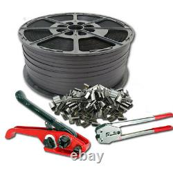 Heavy Duty Pro-Series Pallet Strapping Banding Kit 002