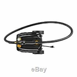 Heavy Duty Upholstery Steam Cleaner Kit Automotive Car Marine Boat Vinyl Outdoor