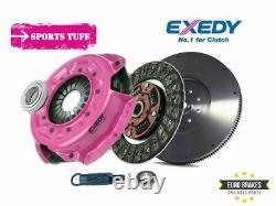 Holden Commodore Vt-vy V6 Heavy Duty Exedy Clutch Kit Inc Flywheel Gmk-7353smfhd
