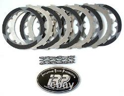 Intuitive Racing Clutch Kit Heavy Duty Springs KTM 50cc with Carbon Fiber Friction