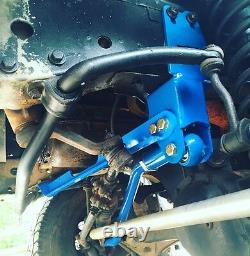 Ironman4x4fab Jeep Cherokee Xj Heavy Duty Track Bar, Bracket, And Cross-brace