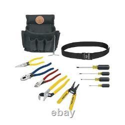 Klein Tools 92911 Heavy Duty Apprentice Tool Set 11 Piece Kit