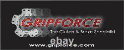 Kupp Racing Premium Heavy-duty Clutch Kit 1994-2004 Ford Mustang 3.8l 3.9l V6